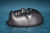 CNC-Fertigung-Prototypen Maske Medizintechnik